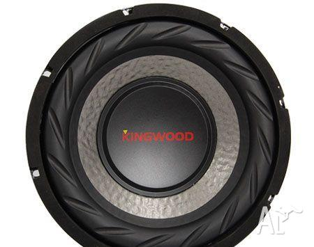 1000W 10 inch Twin Magnet Subwoofer