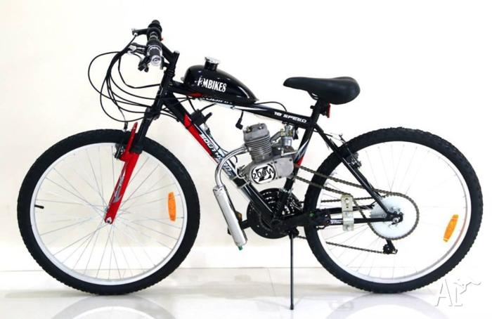 100 Road Legal No Licence Reqd 200w Motorised Bike For Sale In