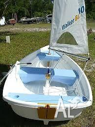 10 ft Dinghy