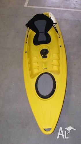 10ft Single seat Fishing Kayak $450!!!!!