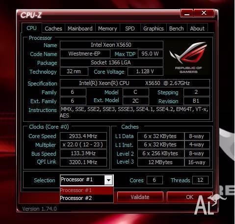 12 Core & 24 Threads & 32GB Ram & 280X 3GB &