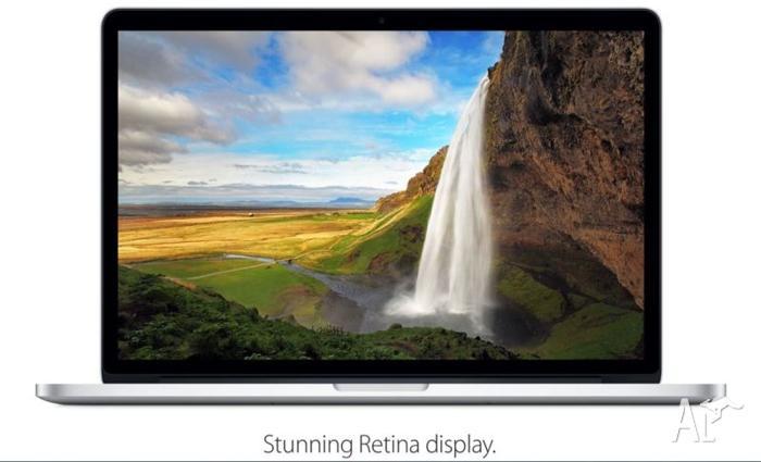 15 inch Macbook Pro Laptop mid 2012 756 gb flash
