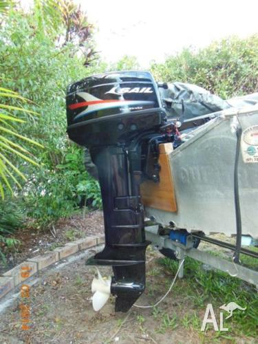15HP SAIL Outboard L/Shaft