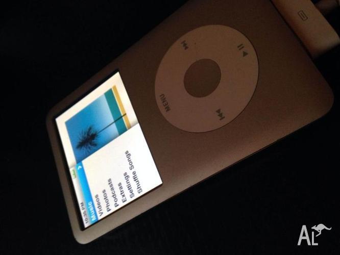 160gb ipod classic