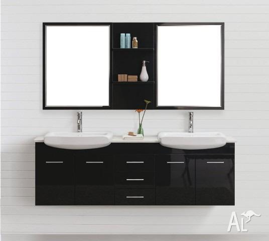 Perfect  Freestanding White Bathroom Vanity In BRISBANE Queensland For Sale