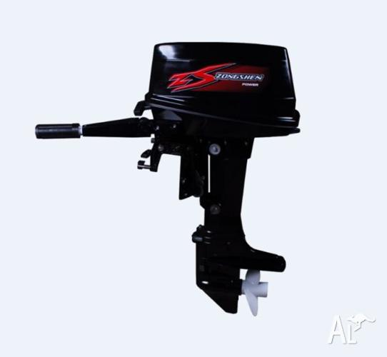 18hp Zongshen LONG SHAFT Outboard Motor - FREE DELIVERY