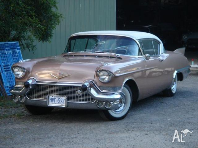 1957 Cadillac Eldorado Seville in BEACONSFIELD, New South Wales for