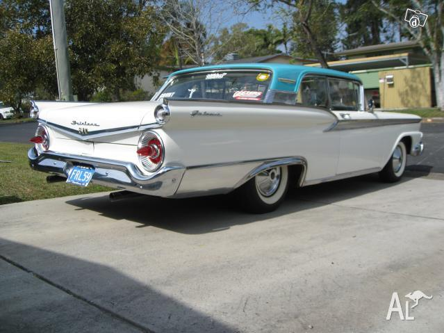 1959 Ford Fairlane 500 Galaxie 11 For Sale In Strathpine