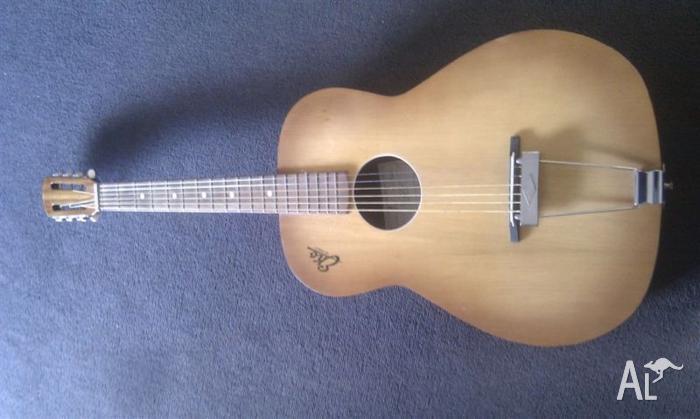 1963 Eko acoustic guitar - Made in Italy