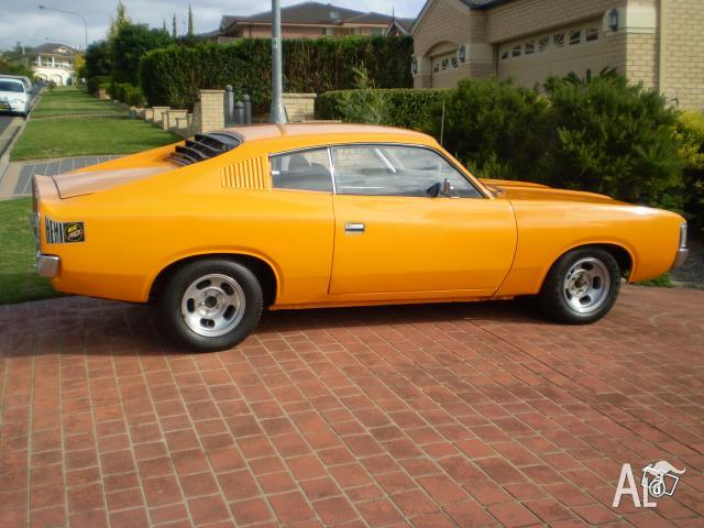 1973 valiant charger for Sale in GLEN ALPINE, New South