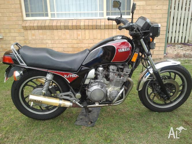 1981 YAMAHA XJ 750 R SERIES