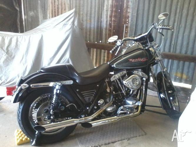 1982 Harley-Davidson FXRS Shovelhead  for Sale in ALLANDALE