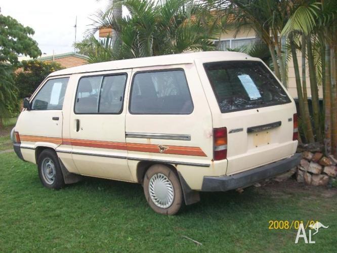 1985 Toyota Tarago Van/Minivan