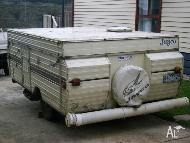 1986 Jayco Dove Caravan/Camper