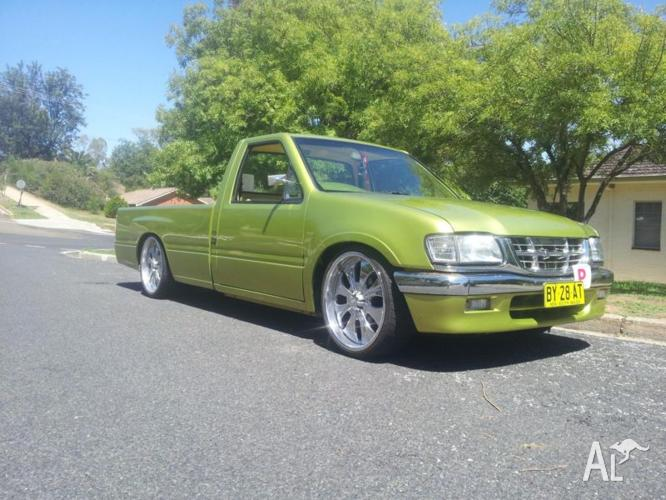 1989 Holden Rodeo Custom Minitruck For Sale In Bumbaldry
