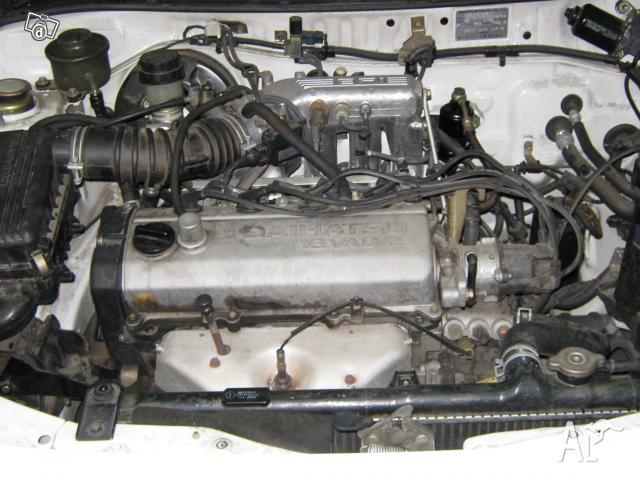 1991 Daihatsu Applause 1.6 Xi ( blown motor ) -91 in HEIDELBERG WEST ...
