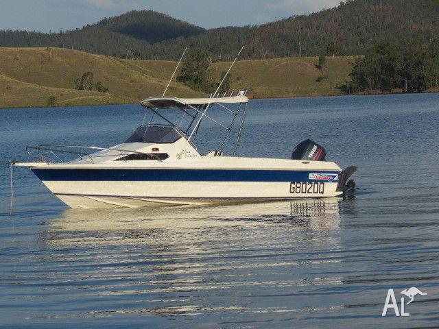 1991 Haines Hunter 560 SL