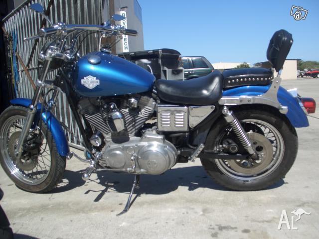 1992 xlh 1200 sportster - awesome buy