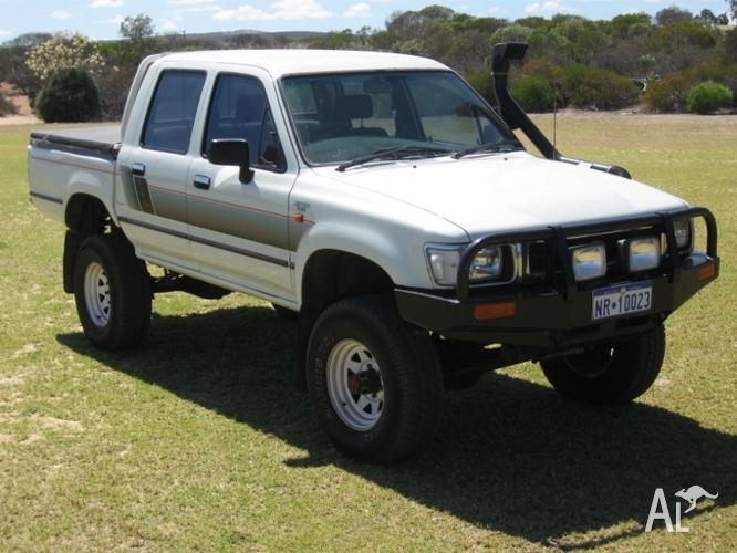 93 toyota hilux tray