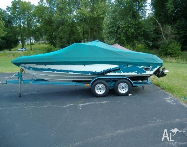 Quiet Mufflers For Sale 1993 Rinker 209...