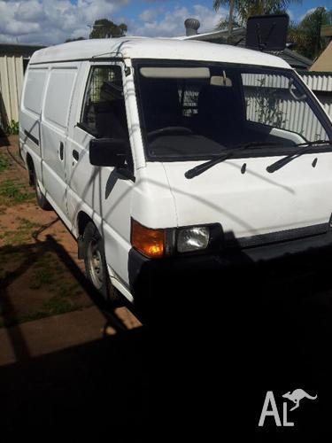 d093cfd9f6 1994 Mitsubishi Express Van Minivan for Sale in BOLIVAR