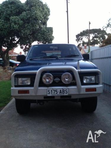 1994 Nissan Pathfinder Wagon