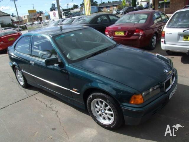 E36 Compact For Sale 1995 Bmw 316i E36 Compact