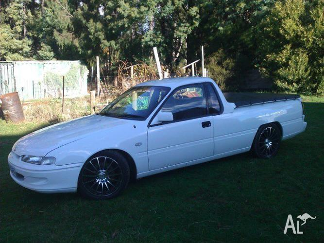 1996 Vs Holden Ute For Sale In Bridgenorth Tasmania