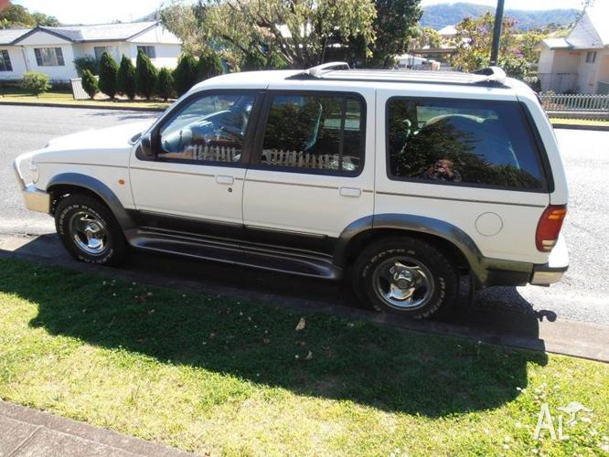 1997 ford explorer wagon for sale in sherwood new south wales classified. Black Bedroom Furniture Sets. Home Design Ideas