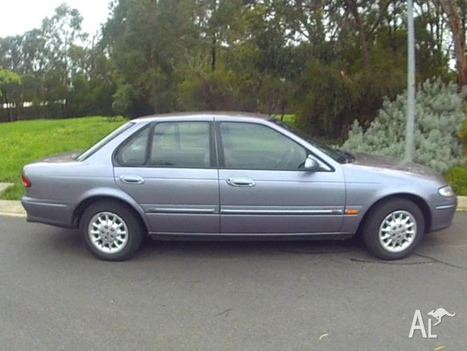 1997 Ford Fairmont Sedan
