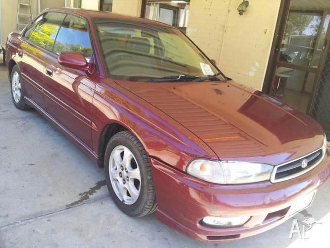 1997 Subaru Liberty Sedan