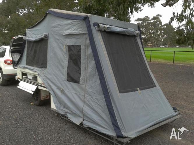 Popular AVAN CAMPERS POPTOP OSCAR MK2 1639 For Sale In SEAFORD Victoria