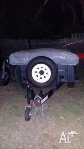 1999 cavalier 4x4 off road camper