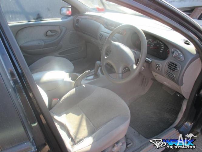 1999 Ford Fairmont Wagon