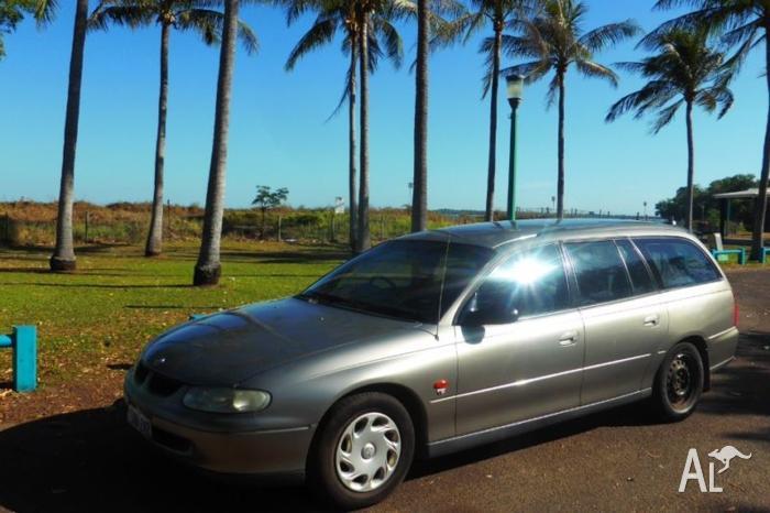 1999 Holden Commodore Wagon