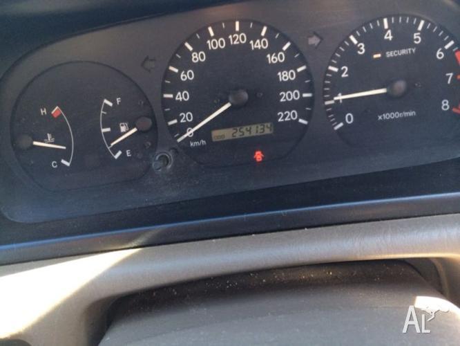 1999 Toyota Camry series Sedan