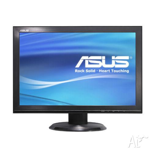 19in Widescreen Monitor, Asus, Great Picture