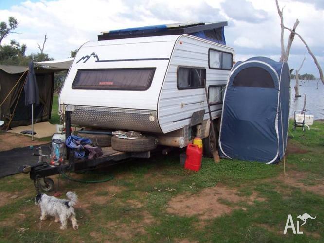 2000 Australian Off Road Campers