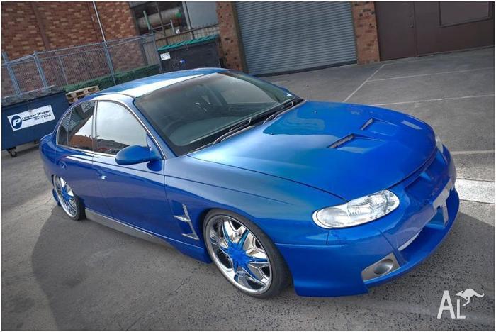 2000 Holden Commodore vt S pack not vx vy vz vk vs vr vh ve