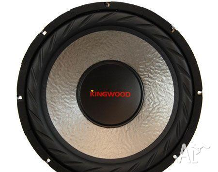 2000W 15 inch Twin Magnet Subwoofer