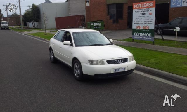 2001 Audi A3 Hatchback Auto Immaculate RWC
