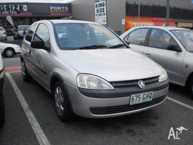 2001 holden barina xc silver 5 speed manual hatchback for sale in rh australia fair australialisted com xc barina owners manual 2005 holden barina xc manual my05