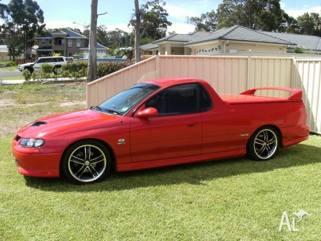 holden commodore vu ss ute series 2 in nowra new south wales for sale