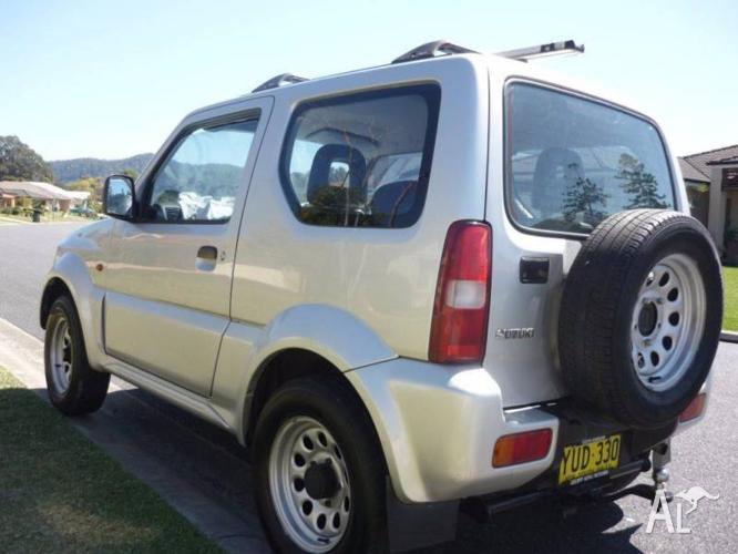 2001 Suzuki Jimny Wagon