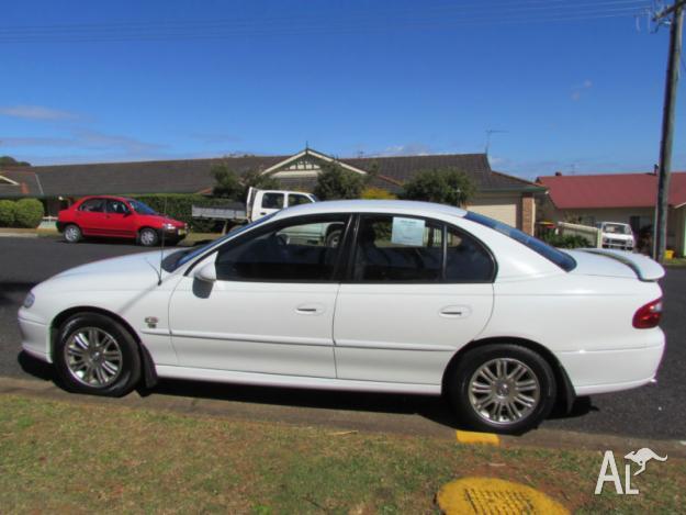 2001 VXII Holden Commodore Lumina