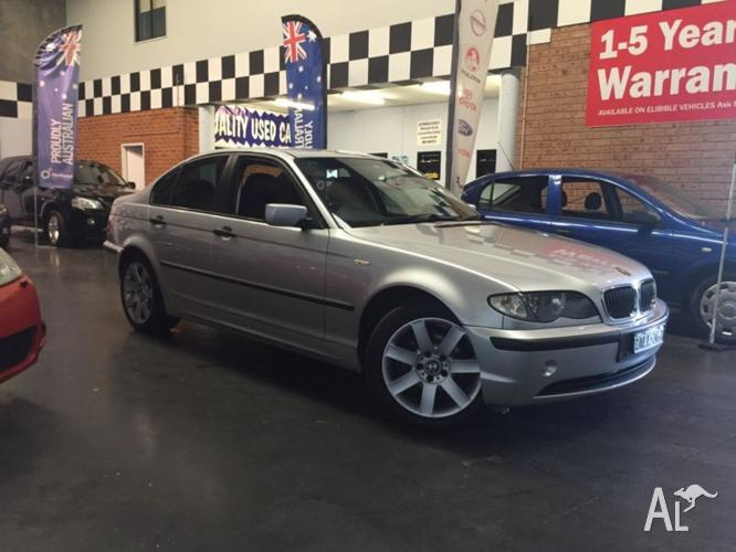 2002 BMW 318i sports automatic, Logbooks,immaculate