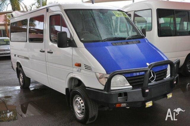 2002 sprinter turbo diesel 4x4 316 cdi for sale in archerfield