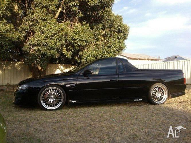 2003 Holden Special Vehicles Maloo Ute