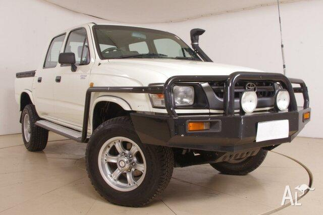 Toyota hilux for sale south australia