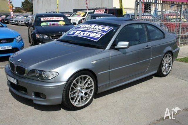 2004 BMW 330CI Grey Automatic Coupe